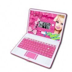 Barbie B-Smart Deluxe Laptop Laptop Screen Repair, Touch Screen Laptop, Laptops For Sale, Best Laptops, Hp Spectre Laptop, Fake Nails For Kids, Hello Kitty House, Bff Birthday Gift, Kids Makeup