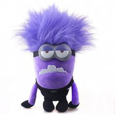 Shop Fireox Inch Despicable Me 2 Evil TWO EYED Purple Minion Plush Toy Bad Minion. Minions Do Mal, Bad Minion, Minion Toy, Evil Minions, Plush Dolls, Doll Toys, Purple Minions, Minions Despicable Me, Dolls For Sale