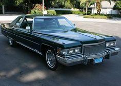 1975 Cadillac Coupe DeVille Original