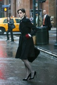 Anne Hathaway: Moda de Película: El diablo se viste de Prada