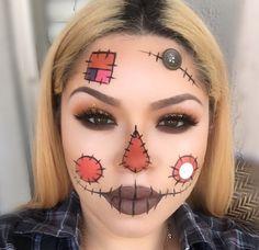 Scarecrow makeup                                                                                                                                                     More