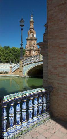 Fantastic Seville, Spain. Relocating to Madrid? www.matrixrelocations.com