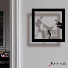 poeticwall-sticker-cadre-ombre-romeo-et-juliette