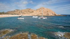 santa maria bay snorkeling spot things to do in cabo san lucas