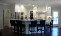 Zinnia , Home Plan 42041 Kitchen