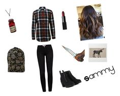 """Sam Winchester of supernatural"" by meglesswimmer on Polyvore"