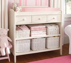 Ultimate Changing Table | Pottery Barn Kids