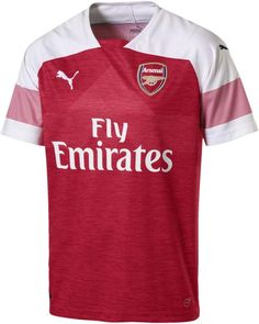 2018 19 Arsenal Home Replica Jersey ca4724c0ee065