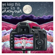 """""""☼ we keep this love in a photograph"""" by rml-swim ❤ liked on Polyvore featuring art, setsbybekah, bekahsartsets, bekahstopsets and raeleespenguin"""