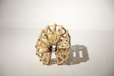 Ecorce Chair. Alexander Young. OCAD. Fall 2014.