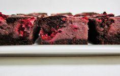 Vegan Raspberry Cheesecake Brownies | Fragrant Vanilla Cake (Vegan Baking Cheesecake)