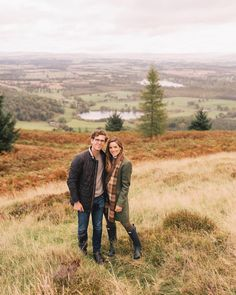 My travel buddy that Id climb the highest mountain for @tberolz Luckily this hike was cut in half thanks to four wheel drive! #scotland #gmgtravels #falltravels #explorescotland #scottishcountryside #fallcolors