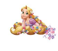 Rapunzel Tangled Ariel Disney Princess The Walt Disney Company - rapunzel Rapunzel Torte, Bolo Rapunzel, Rapunzel Birthday Cake, Tangled Birthday Party, Tangled Rapunzel, Disney Tangled, Disney Art, Princess Birthday, Princesa Rapunzel Disney