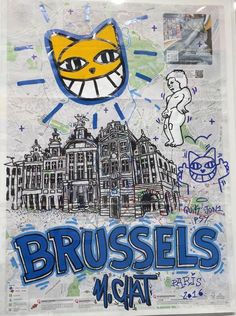 M. Chat Brussels