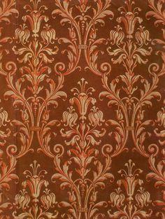 royal wallpaper by jinifur Royal Wallpaper, Textured Wallpaper, Victorian Wallpaper, Angel Art, Japanese Prints, Vintage Floral, Fabric Design, Art Deco, Graphic Design
