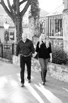 Jill + Brandon Engagement | Candice Adelle Photography | DC MD VA Destination Wedding Photographer