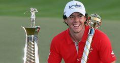 Rory McIlroy Wins the Race to Dubai - Sportycious