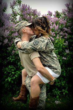 Kissing :)