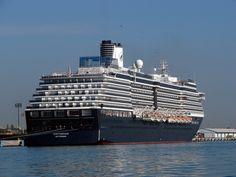 Ms Oosterdam (Holland America Line Cruises | Cruzeiros Holland America)