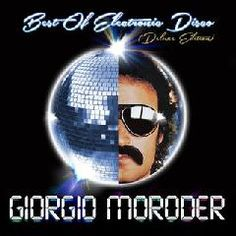 Giorgio – Best of Electronic Disco #TapasDeDiscos