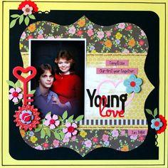 Young Love - Scrapbook.com