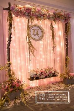 Ideas For Bedroom Diy Vintage French Country Quince Decorations, Quinceanera Decorations, Wedding Stage Decorations, Quinceanera Party, Birthday Decorations, Debut Ideas, Photo Booth Backdrop, Stage Backdrops, Wedding Backdrops