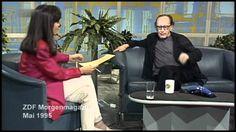 Heiner Müller ZDF Morgenmagazin 1995