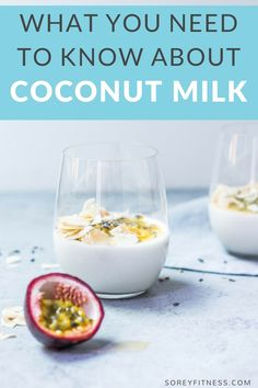 Coconut Milk Resources: Where to buy? What brands don't have BPA or guar gum?