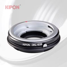 New Kipon Adapter for Voigtlander DKL Mount Lens to Canon EOS EF Camera #Kipon