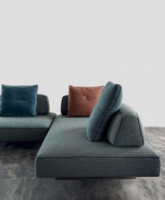 Minimalist Furniture, Modern Bedroom Furniture, Sofa Furniture, Sofa Chair, Furniture Design, Modern Daybed, Modern Sofa, Living Room Modern, My Living Room
