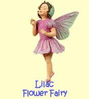 an early spring fairy