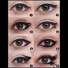 types of black lines
