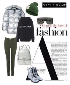 """Cosmic style"" by elufimova-elena on Polyvore featuring мода, Off-White, Oasis, Balenciaga, Yves Saint Laurent, MICHAEL Michael Kors, Trendy и trend"