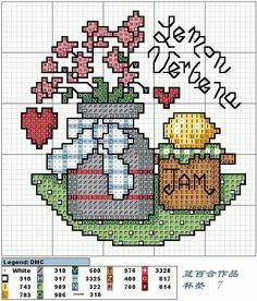 Solo Patrones Punto Cruz (pág. 181)   Aprender manualidades es facilisimo.com
