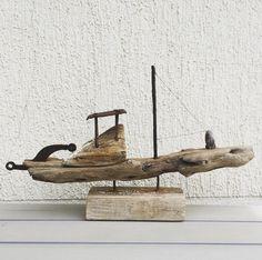 Treibholzboot