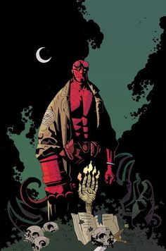 518 Best Mike Mignola Hellboy Images In 2019 Comic Book Artists