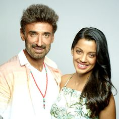 Rahul & Mugdha Model/actor Rahul Devand Mugdha Godse have been dating for a year. Mugdha came into his life as a friend, who helped ease his pain after he lost his wife of 11 years to cancer. They found love in each other and she stood by him as a pillar of strength.