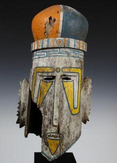 Witu Island Dance Mask RARE Oceanic Tribal Art PNG   eBay
