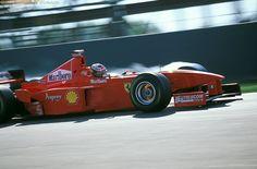 0E3: daidegas: Михаэль Шумахер Ferrari F1, 1998
