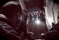 """A Groupon-style deal in the UK to fight """"zombies"""" with airsoft guns in an abandoned shopping mall!  Now THIS is what I really want for Mother's Day!"""