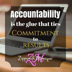 Any successful person will tell you that Consistency is the key to all their success. Our results lie in what we do daily. If you are anything like me I tend to have split focus that is why I have to have an accountability partner.  How are you staying accountable?