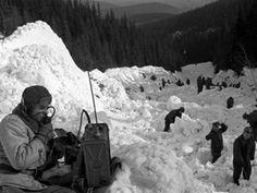 1968 Wielki śnieg - 40 lat mija od dnia, w którym rozegrała się największa tragedia polskich gór. W lawinie w Karkonoszach zginęło 19 osób. Wśród nich trzynastu Rosjan.
