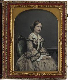 POSTER Eleanor Elizabeth Stephen ca. 1854 unknown Format Daguerrotype@ New South | eBay