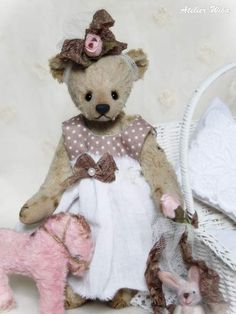Mary by By Ute Wilhelm | Bear Pile