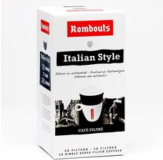 Rombouts Italian Style One Cup Coffee Filters, 4 X 10 Pack    Make the Best this Cheap Offer. Visit By_touch2 and get this offerNow!