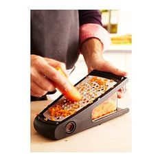 IKEA - IKEA 365+ VÄRDEFULL, Grater, Grates effectively in both directions.Different sides for coarse or fine grating.Container collects and stores gratings....  ~XOX  #OnMyWayTo_iKEA