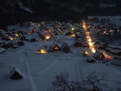 Ogimachi, Shirakawa-go, Japan © tsuda The village of Ogimachi, in Shirakawa-go, has the biggest group of gassho-zukuri houses in Japan. These are traditional mountain houses specific of the central Hida region. All are part of the UNESCO World...