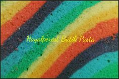 Rainbow#cake#colors