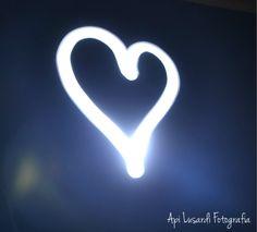 Lightpainting (Pintar con luz en una fotografía)