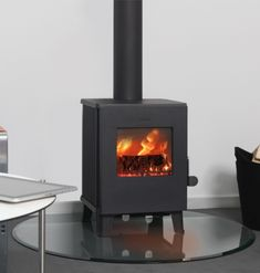 The popular classic the Squirrel stove has been given a new lease of life with the introduction of new contemporary models. The 1416 is a radiant stove with a r Wood Burning Fires, Gas Fires, Morso Stoves, Wood Stoves, Double Sided Stove, Boiler Stoves, Inset Stoves, Corner Stove, Multi Fuel Stove